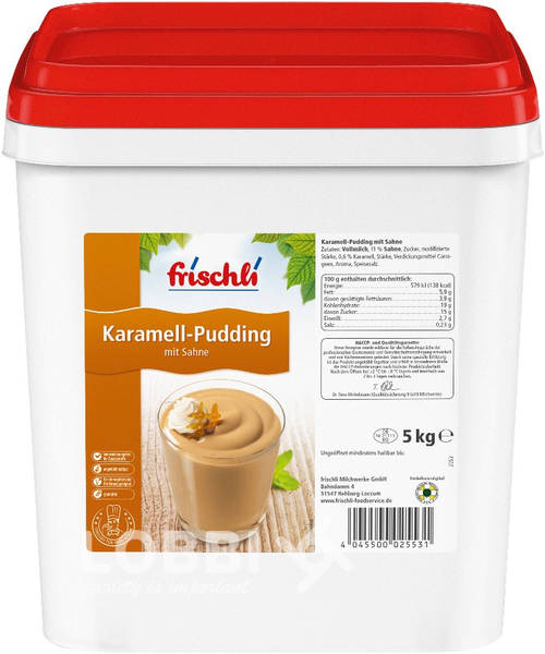 Пудинг Карамел Pudding Caramell