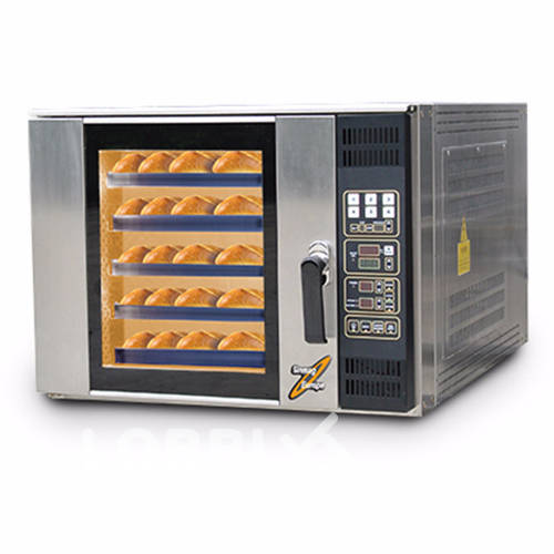 Програмируем конвектомат Sinmag Convection oven SM705EEP