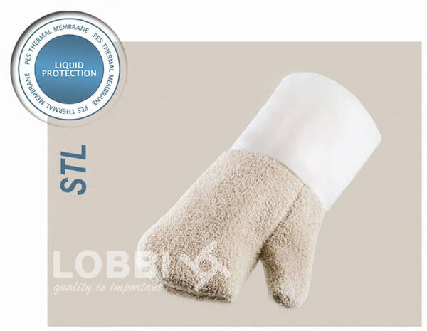 Heat resistant gloves for bakers Baking Gloves STL - L
