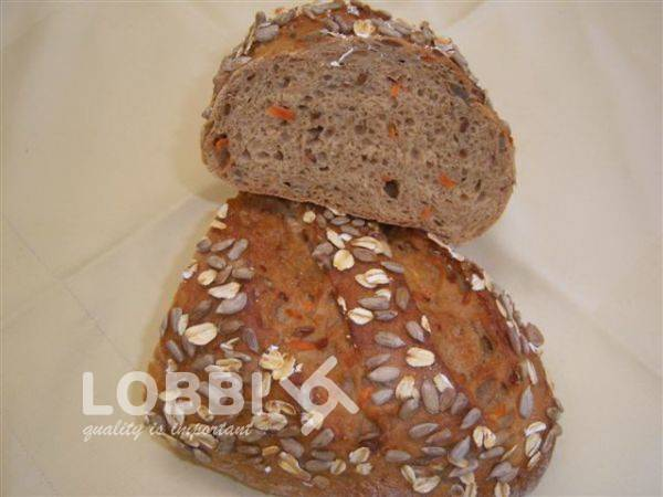 Mix for rye and Mediterranean bread 10% Roggenbrotchen