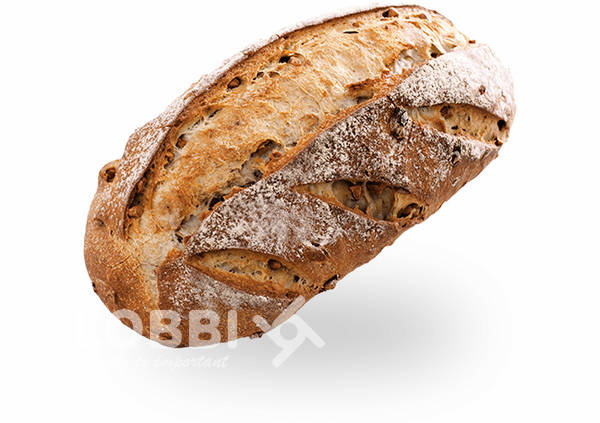 PANE NOCE 30-50% Premix for bread with durum flour, walnuts and