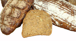 PANE MALTONE 30-50% Premix for red brown malt bread with lot seeds