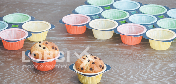 Forms for muffins Muffin Tray