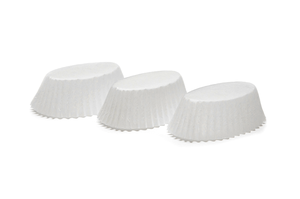 Paper oval capsules